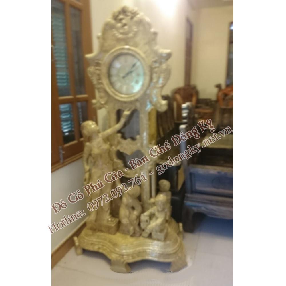 Đồng hồ kiểu tượng nữ thân ( ĐH12)