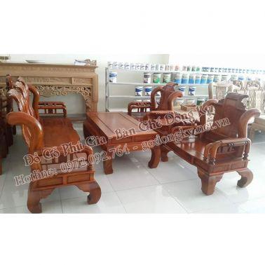 Những bộ bàn ghế của đồ gỗ đồng kỵ Phú Gia dưới 50 triệu (p1)