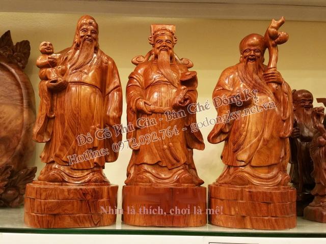 Giá trị tâm linh của đồ gỗ
